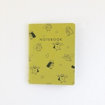 Notebook Super Chouette