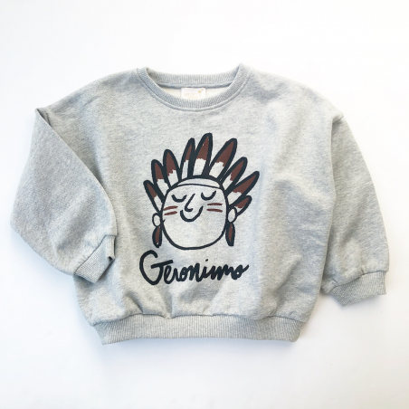 Sweat Geronimo
