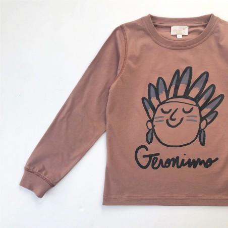 Tee Shirt Geronimo